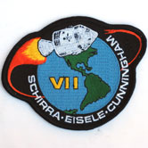 Space Mission Patches - Apollo 7 Patch