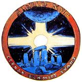 Space Mission Patches - Apollo 17 Patch